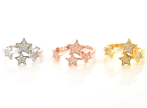 Montreal Star Ring