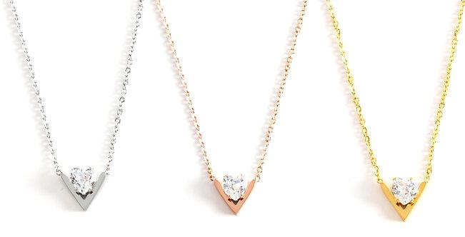 Vienna Diamond Necklace
