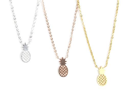 Honolulu Pineapple Necklace