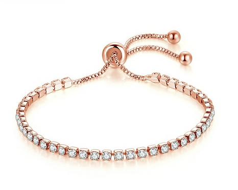 Geneve Multi Diamond Bracelet