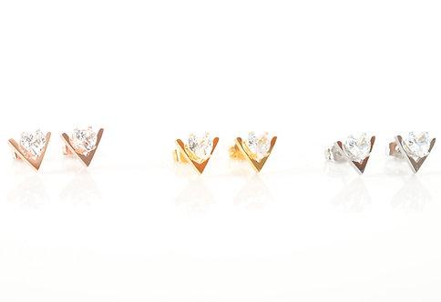 Vienna Diamond Earstuds