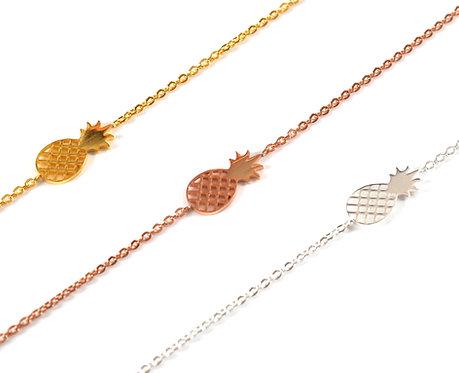 Honolulu Pineapple Bracelet