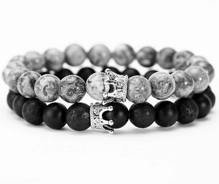King Couple Bracelet Edition 02