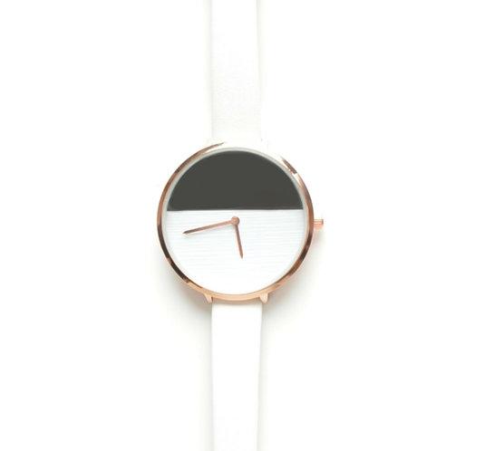 NextGen Watch Black and White