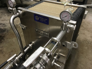 Preparing white wine for bottling - heat stability, cold stability, fining, and filtration