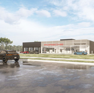 Porsche NA HQ Expansion