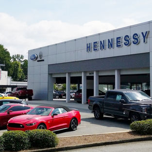 Hennessy Ford
