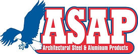 Architectural Steel & Aluminum Products logo
