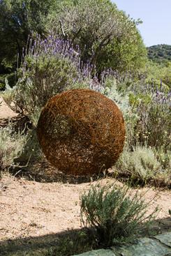Sphère (80cm de diamètre)