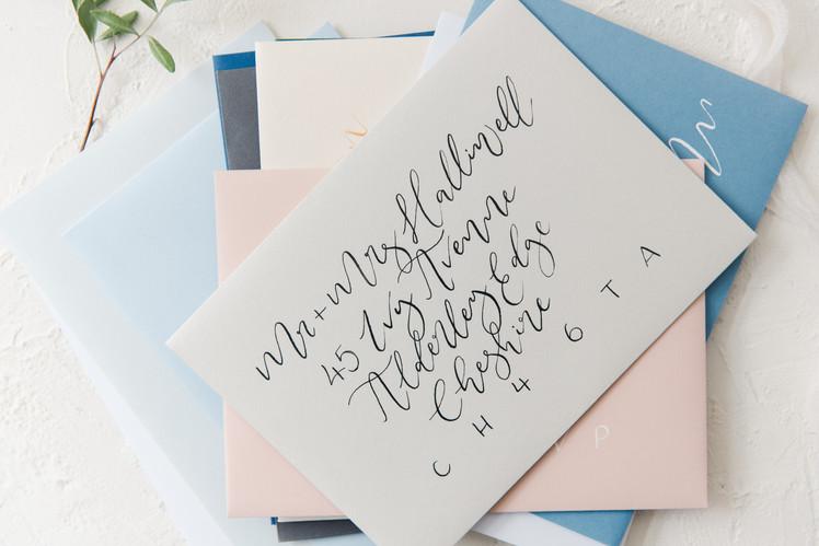 Calligraphy Envelope Service
