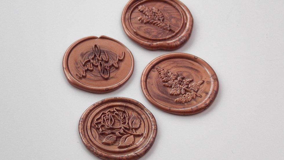 Copper Wax Seals