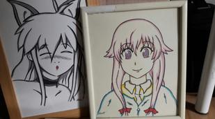Anime portretten