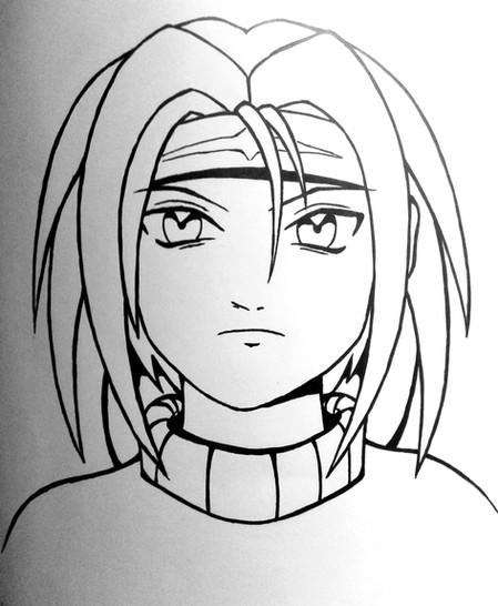 Anime Ninja Boy