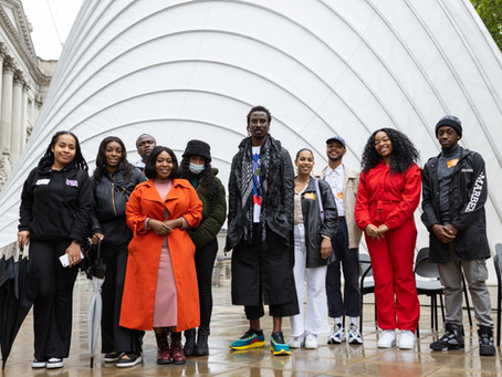 Ini Archibong provides exclusive access to London Design Biennale for Shadow To Shine