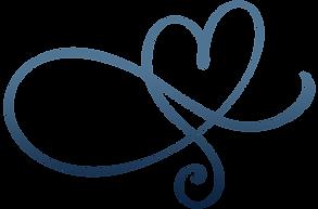 Heart Flourish - Starfire Gradient - Opa