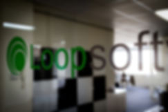 Entrance to Loop Software