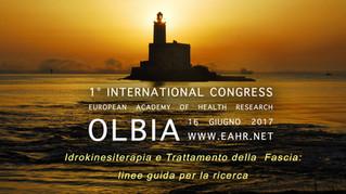 Congresso Internazionale Idrokinesiterapia - Olbia  2017