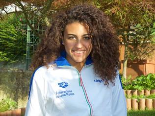 """Sara Palmisano bronzo mondiale con 1'02""""07"""