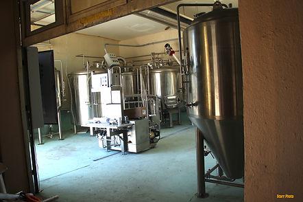 Montclair Brewery Brew House Fementation Tank Room