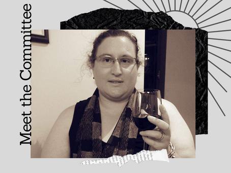 Meet your Treasurer - Merette Passmore