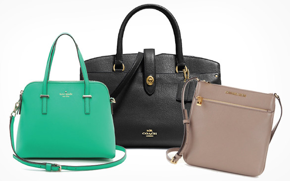 Coach, Kors & Kate: The Handbag Wars