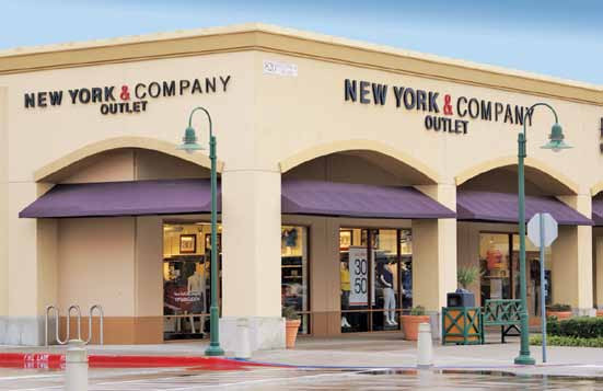 NY & Co. Improves Financials, Sees Outlet Channel as Key