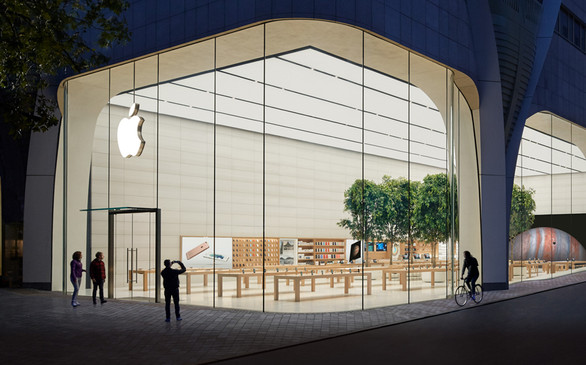 "Angela Ahrendts' Apple is No ""Store"" – It's a Community"