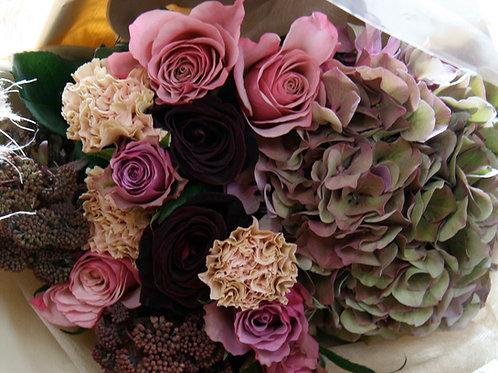 季節のブーケロン(花束)3L