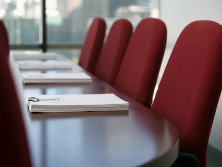 NCDDD Board of Trustees Meeting