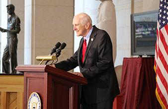 President Seil pens letter to the Honorable Chairman Sam Johnson promoting Opp Act 0717