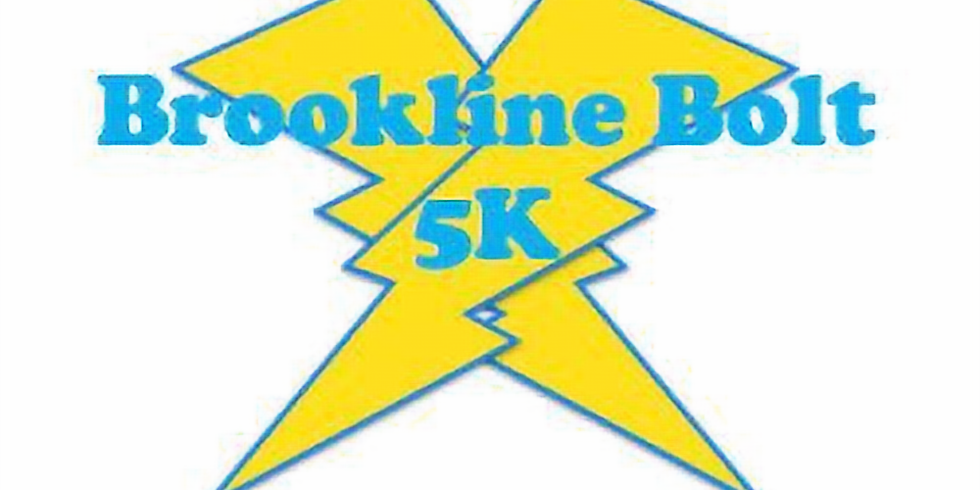 Sat. 5/16/20 4th Annual Brookline Bolt 5k