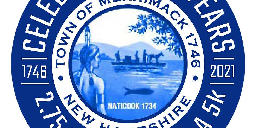 Not Quite A 5K Run/Walk in Celebration of Merrimack, NH (Live and Virtual)