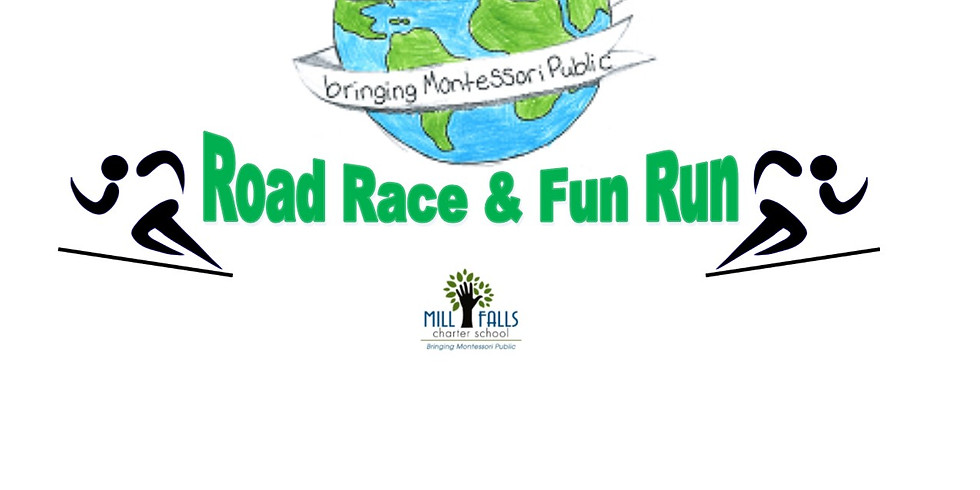 5th Annual Mill Falls Charter School 5k & Fun Run