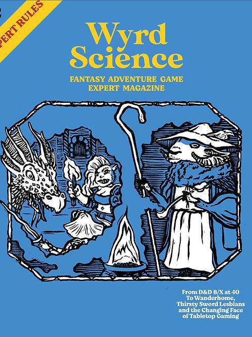 Wyrd Science - Expert Rules (Vol.1 / Issue 2) [Print + PDF]