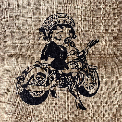 Betty Boop 1312 Patch