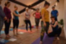 Yoga by Nature 200 hour Yoga Teacher Training