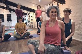 Yoga by Nature 200 hour Yoga Teacher Training North Somerset