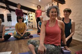 Yoag teacher training Weston-super-Mare