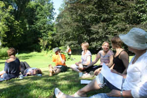 Yoga by Nature 200 hour Yoga Teacher Training Retreat