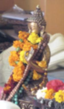Morven's Buddha at Shivratri