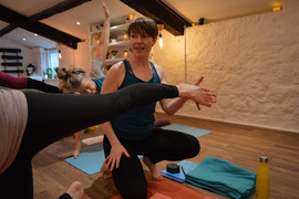 Group classes, individual yoga tuition