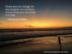 Hodding Carter Quote