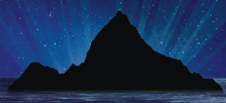 The Iceberg that Sank Titanic