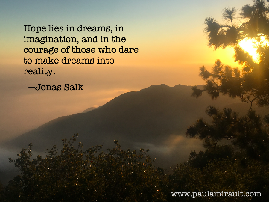 Jonas Salk Quote