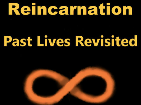 """Check out my interview on """"Reincarnation: Past Lives Revisited"""""""