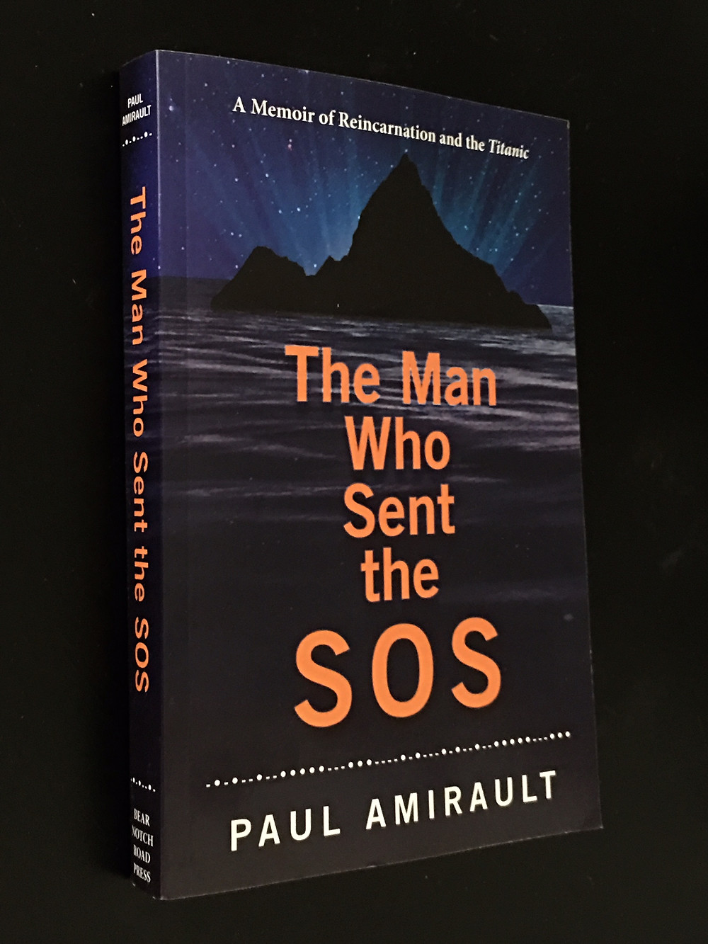 The Man Who Sent the SOS cover