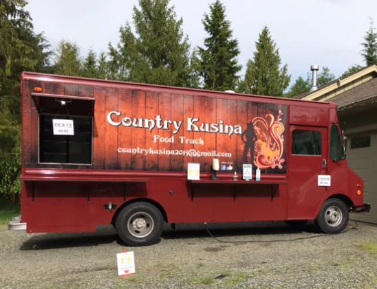 Country Kusina Food Truck