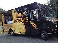 Bees Knees Mini Donuts
