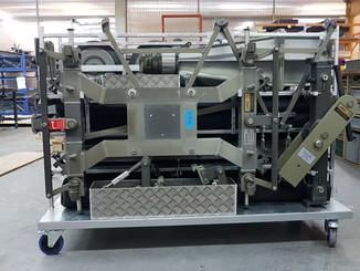 Camera Crane Storage Trolley