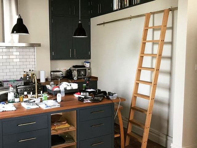 Kitchen fabrication